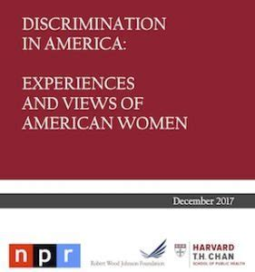 Essays on discrimination in america